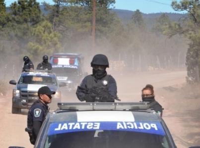 Chihuahua blinda zona limítrofe con Sinaloa