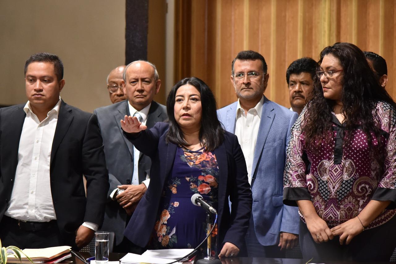 Ana Laura Pérez no cumple perfil para ser presidenta de la CEAPP: Ana Miriam Ferráez
