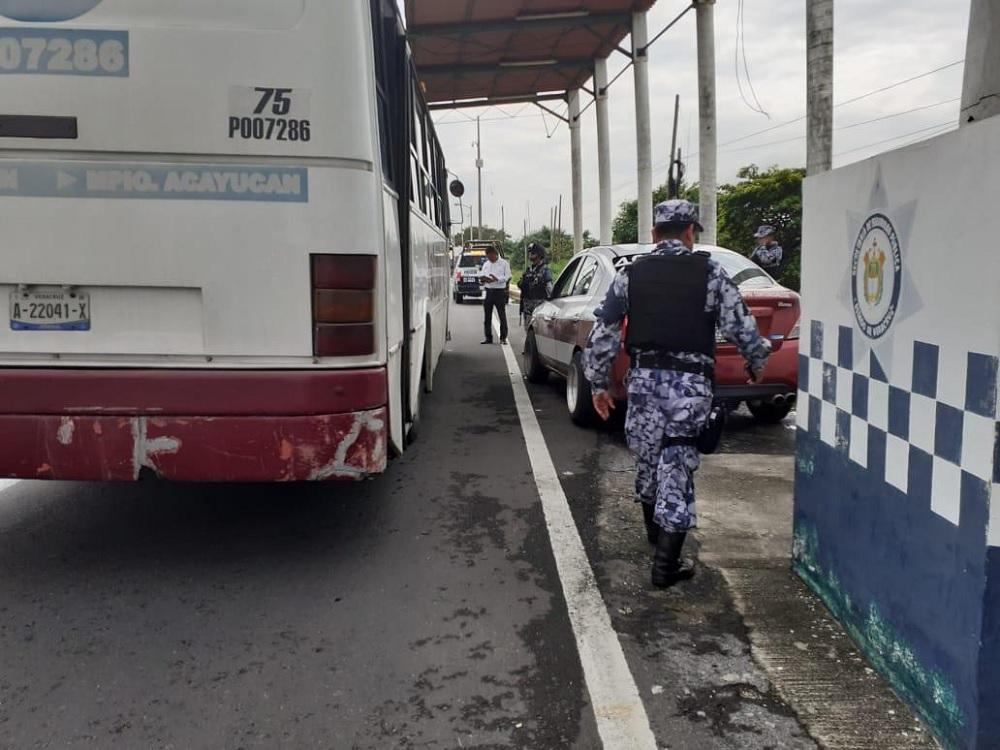 Coordina SSP operativo de revisión de taxis en el sur del estado