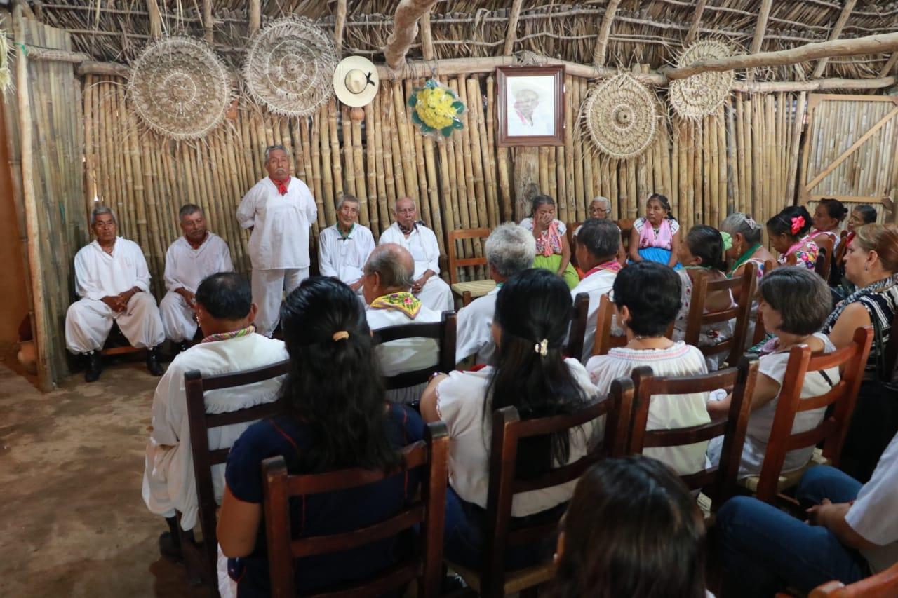 Inauguran el Diplomado en Medicina Tradicional Totonaca en el Centro de las Artes Indígenas
