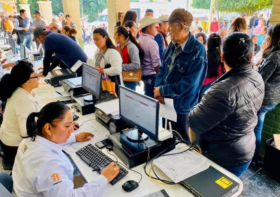 Jornadas Itinerantes del Registro Civil han visitado 171 municipios de Veracruz