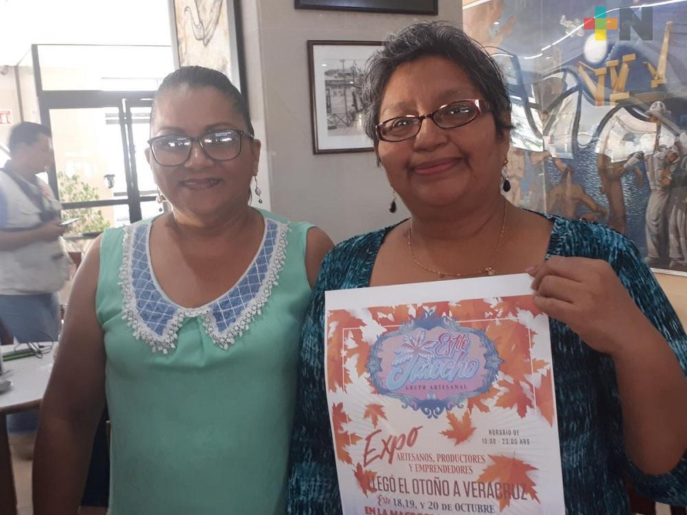 Expo Estilo Jarocho reunirá artesanos, productores y emprendedores