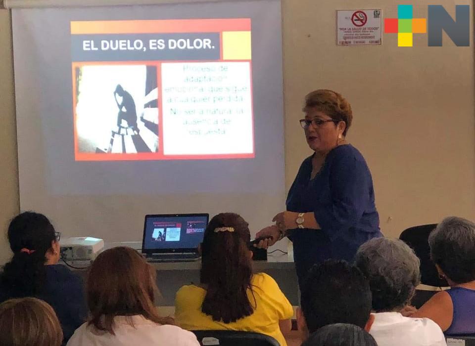 El próximo 26 octubre realizarán Foro de Tanatología en Coatzacoalcos