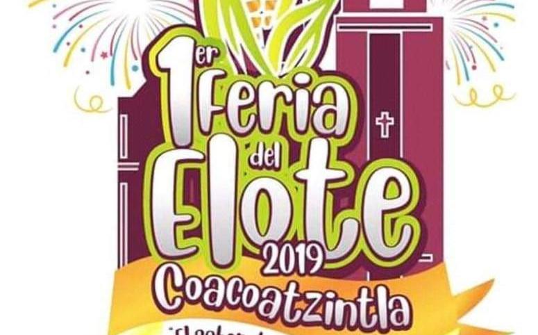 Coacoatzintla recibirá la 1a Feria del Elote 2019