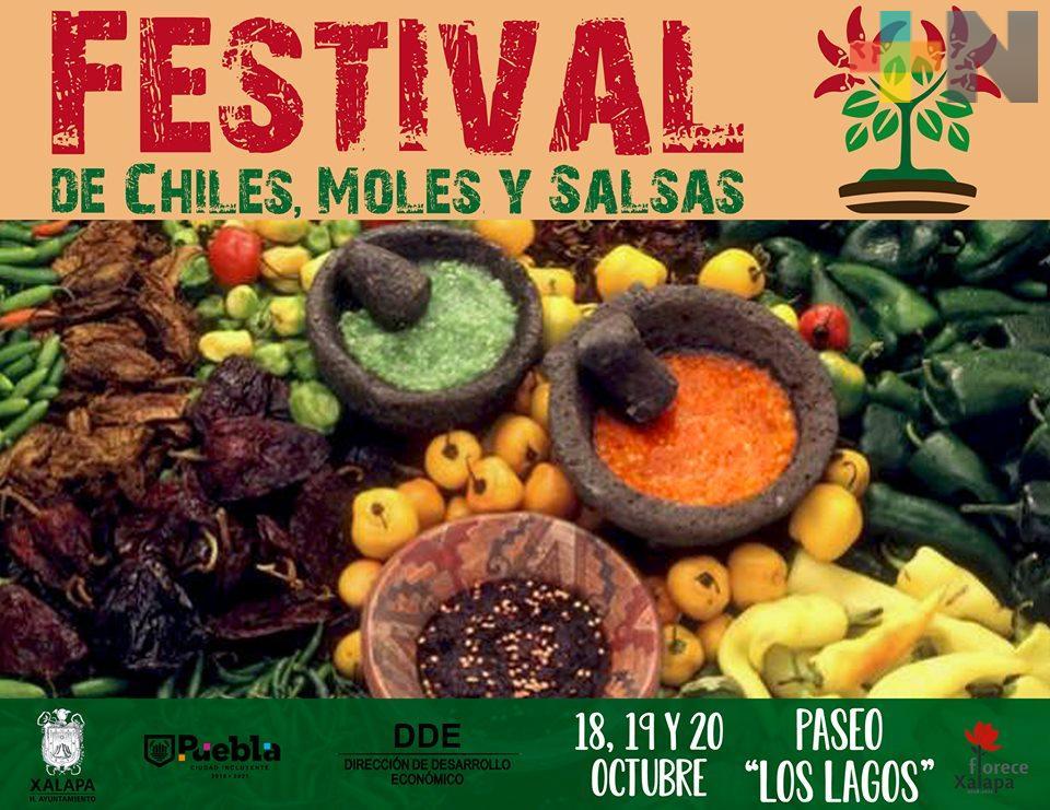 Invitan al Festival de Chiles, Moles y Salsas en Xalapa