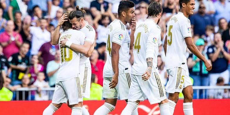 Real Madrid se complica un poco, pero vence 4-2 a Granada