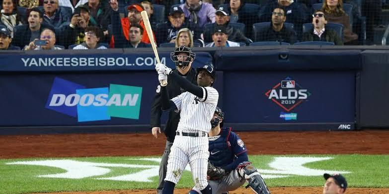 Racimo de siete carreras y Yankees apalea a Mellizos