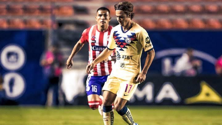 América apenas gana 1-0 a un golpeado Atlético de San Luis