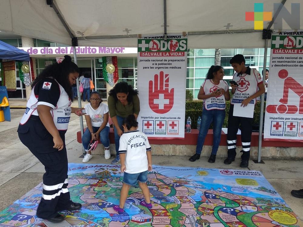 Inicia Feria Nacional de Protección Civil en Coatzacoalcos