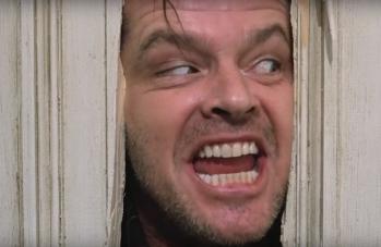 Subastan hacha que usó Jack Nicholson en «El resplandor»