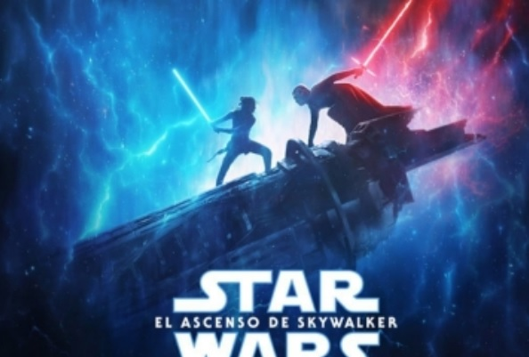 """El ascenso de Skywalker"" supera los mil mdd en taquilla mundial"