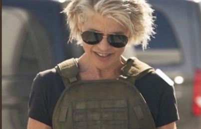 """Linda Hamilton estará en México para hablar de """"Terminator»"""
