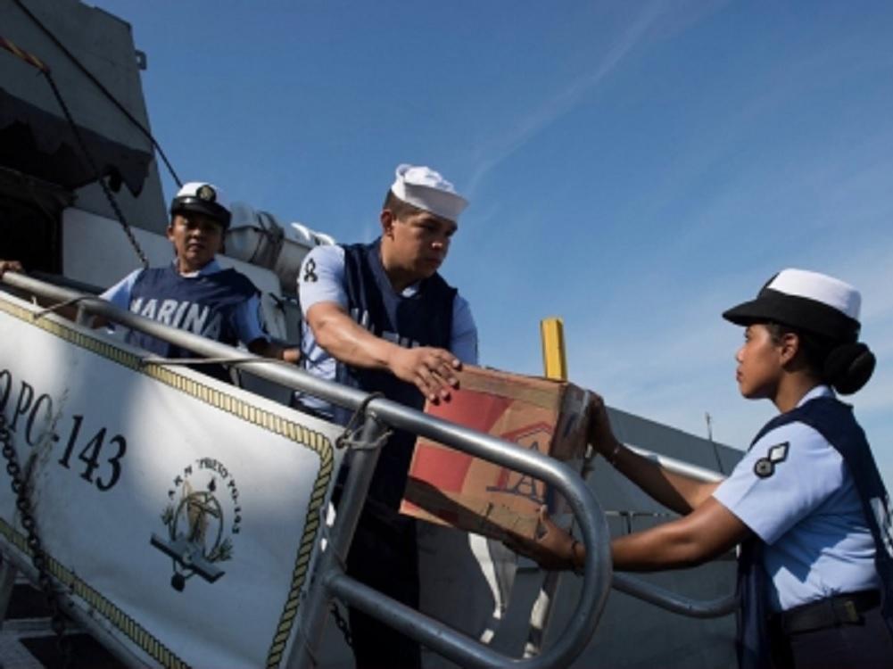 México apoya a Bahamas con 70 toneladas de ayuda humanitaria