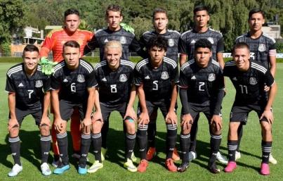 México y Argentina sub 22 igualan 2-2 en disputado partido