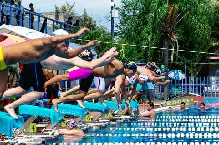 Brillan nadadores masters veracruzanos en Campeonato Nacional 2019