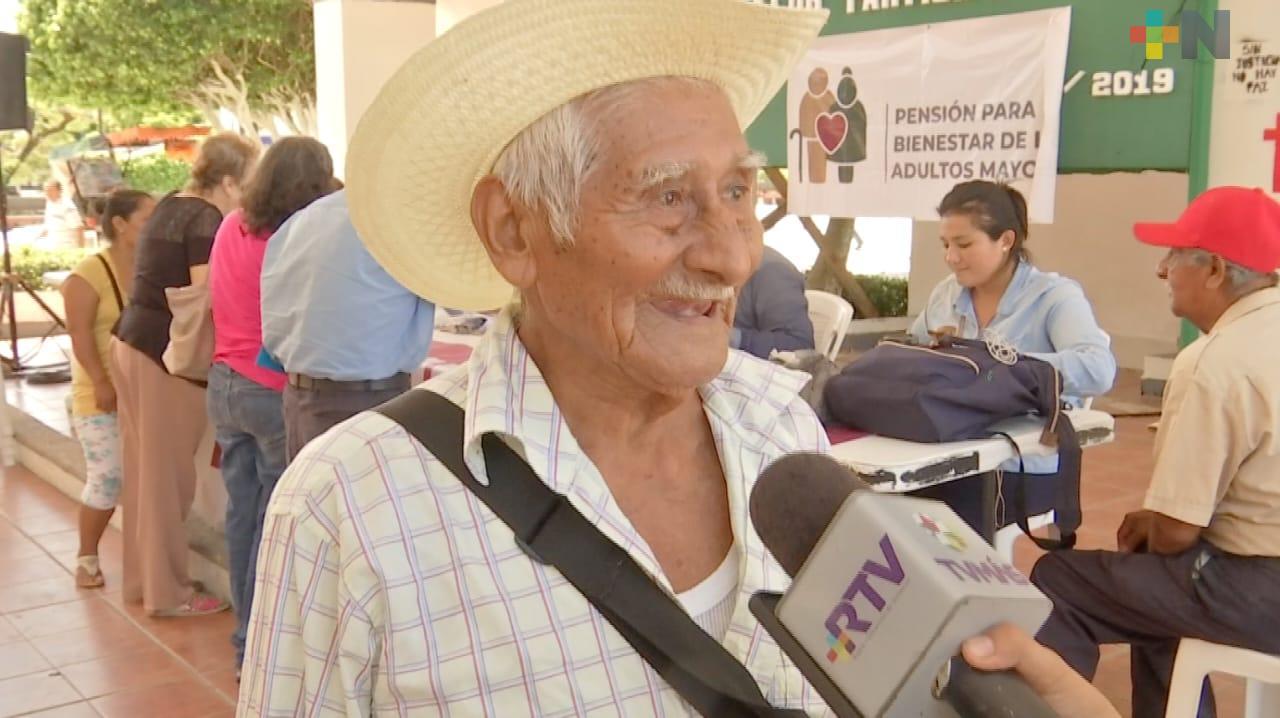 Nicolás Martínez, uno de los hombres mas longevos de Coatzacoalcos