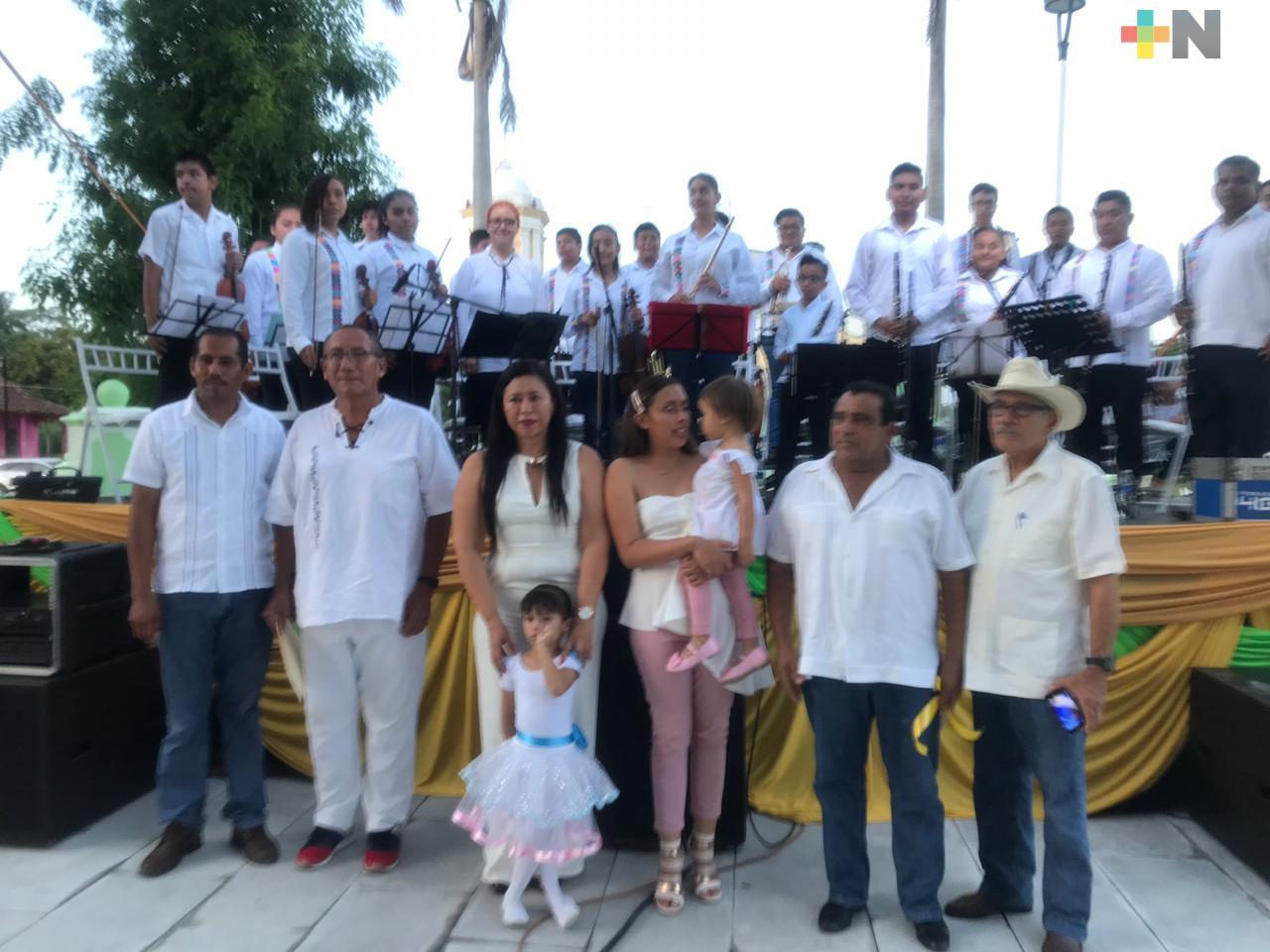 Buscan que Chacaltianguis tenga orquesta filarmónica
