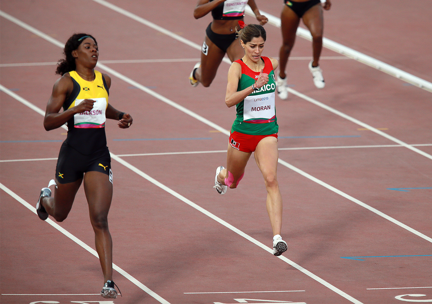 Paola Morán terminó novena en Mundial de Doha 2019
