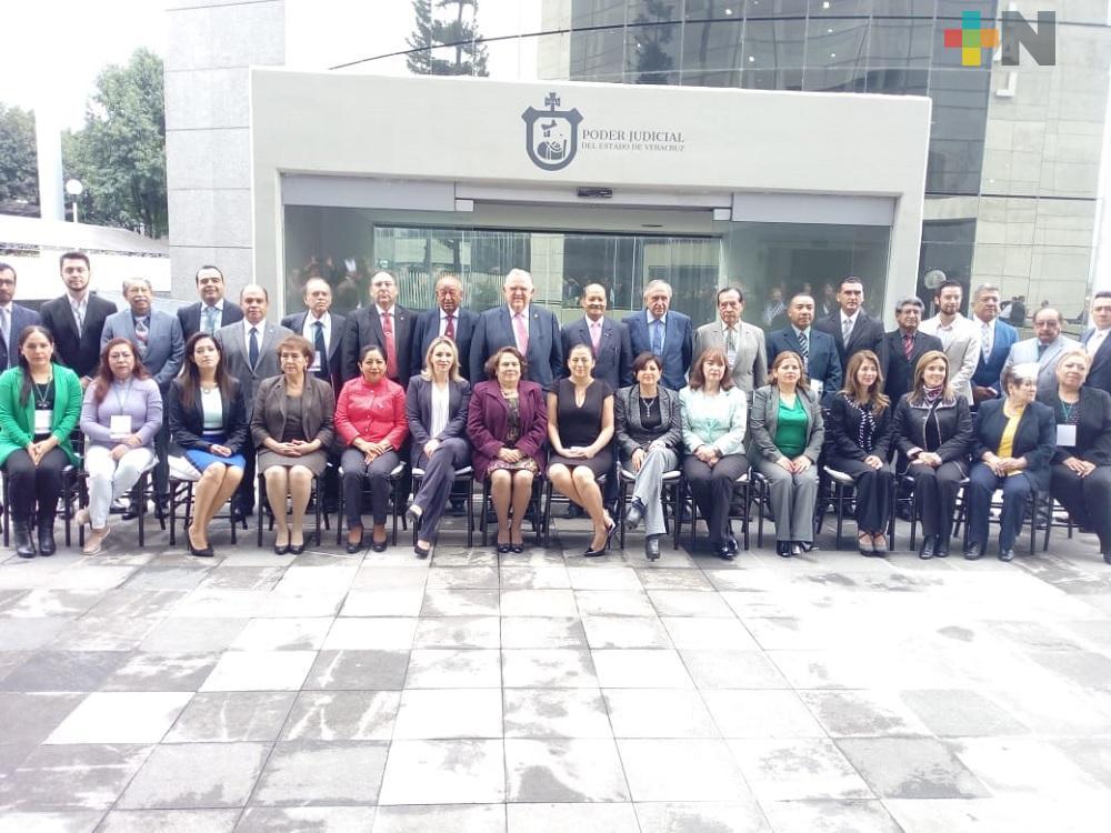 """Poder Judicial realiza congreso internacional """"El derecho de familia y menores"""""""