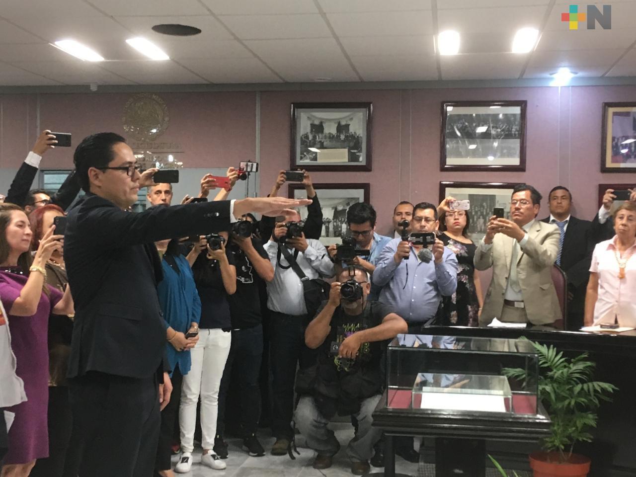 Destituye Congreso a Marcos Even Torres; designa a Alfredo Corona Lizárraga como encargado de la Fiscalía Anticorrupción