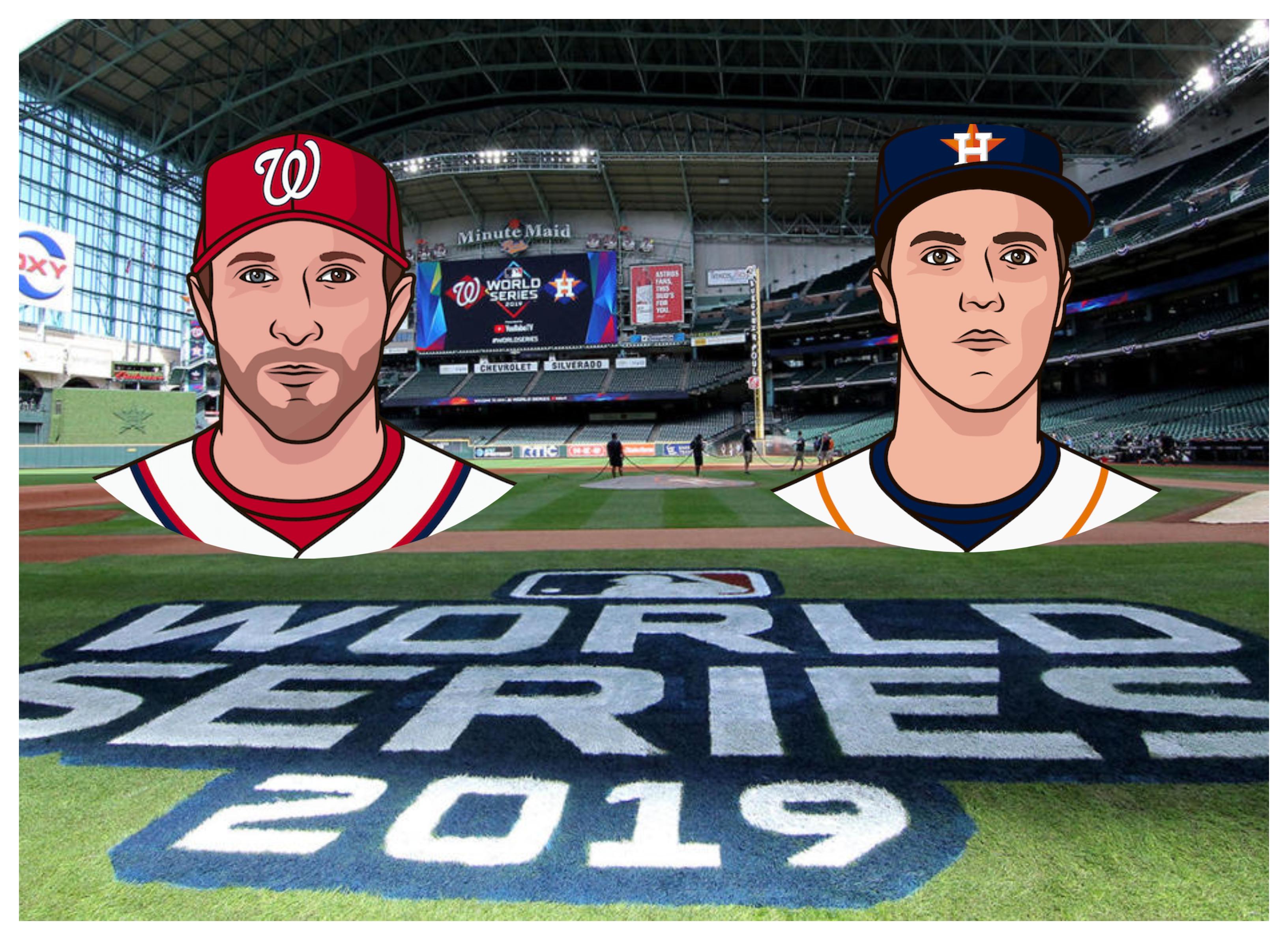 Astros o Nacionales ¿quién ganará la Serie Mundial?