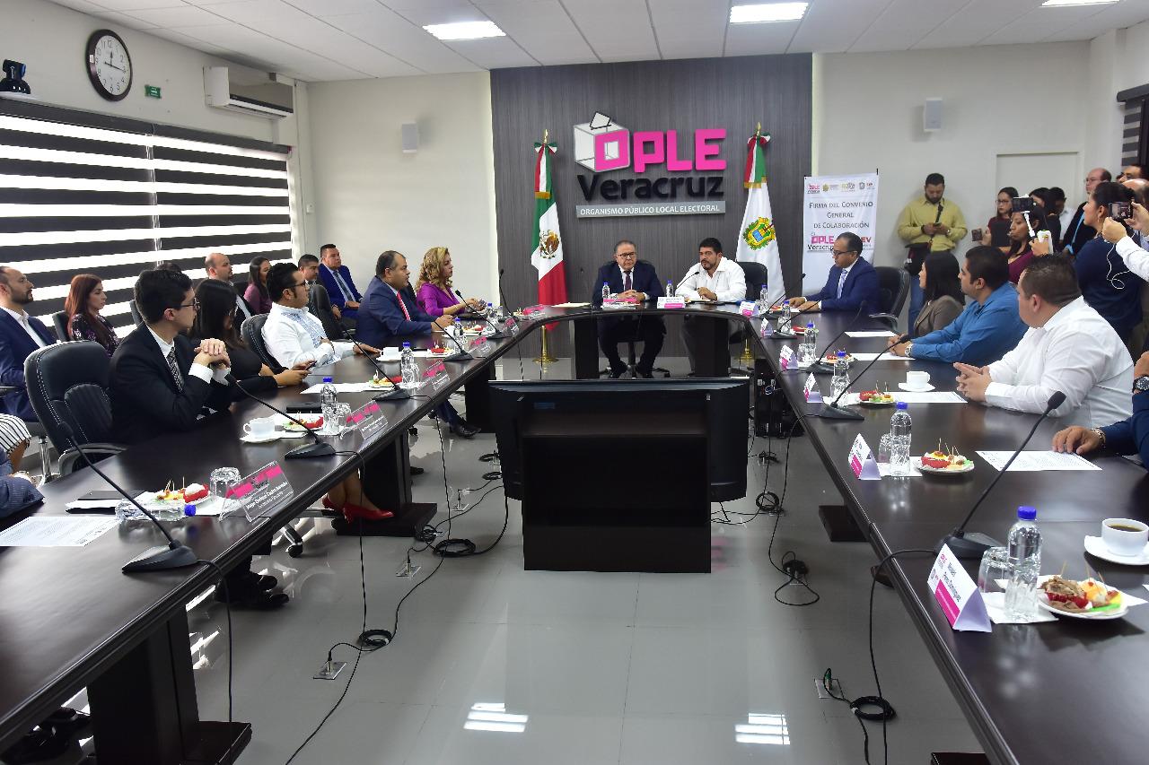 OPLE aprueba nuevo reglamento de sesiones, reducirán tiempos para evitar sesiones maratónicas