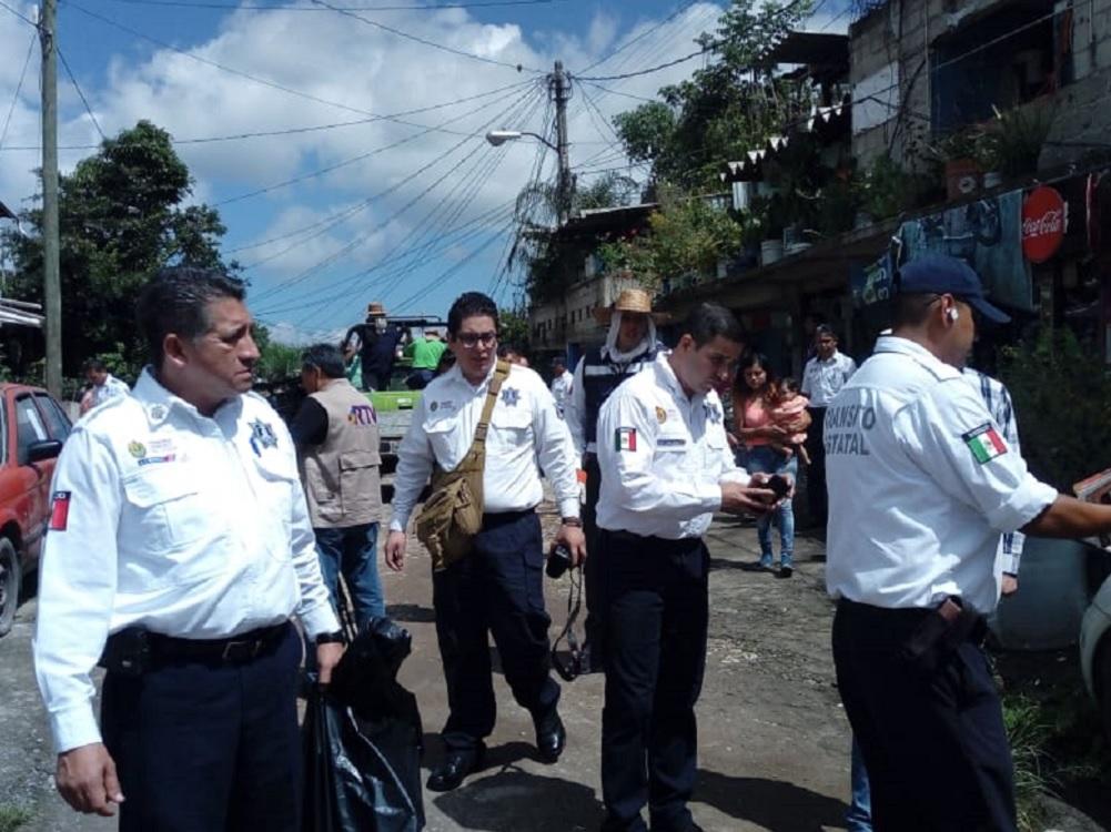 Tránsito del Estado inicia operativo de descacharrización en congregación Las Trancas