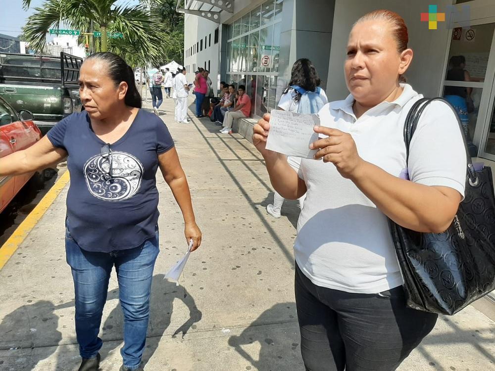 Urgen donadores para niños con cáncer del Hospital Infantil de Veracruz