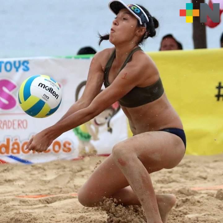 Atenas Gutiérrez repetirá en Tour Mundial de Voleibol