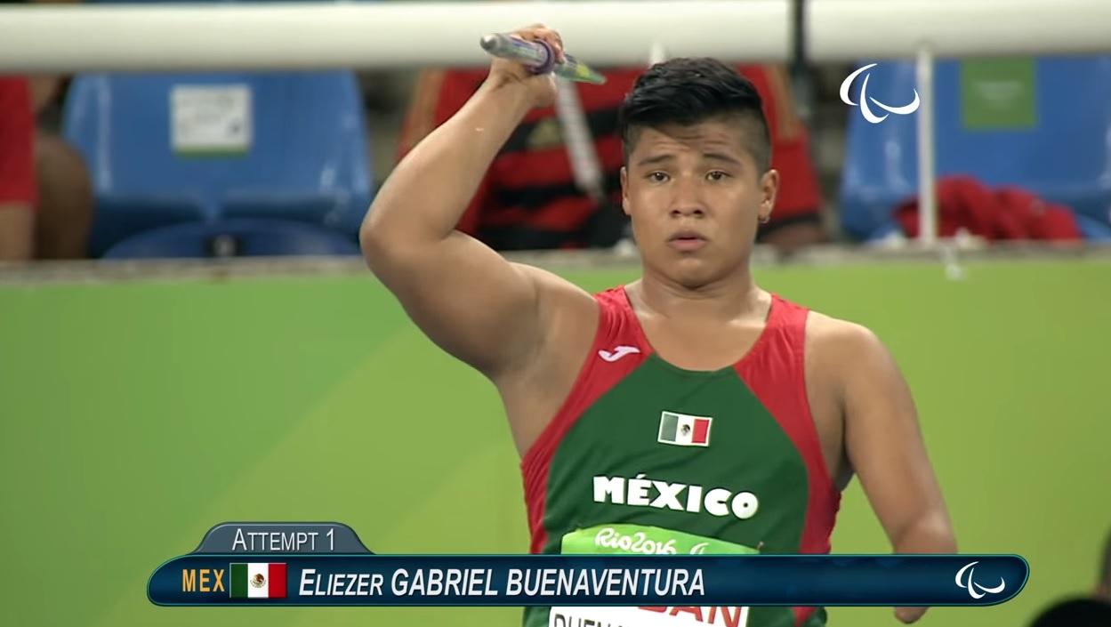 Eliezer Buenaventura competirá en el Mundial de Dubai
