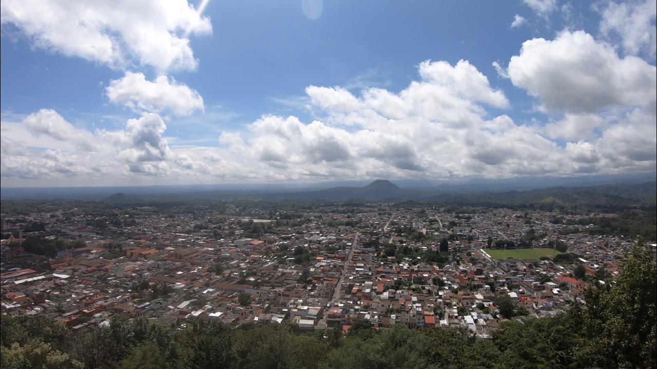 Panorámica de Coatepec