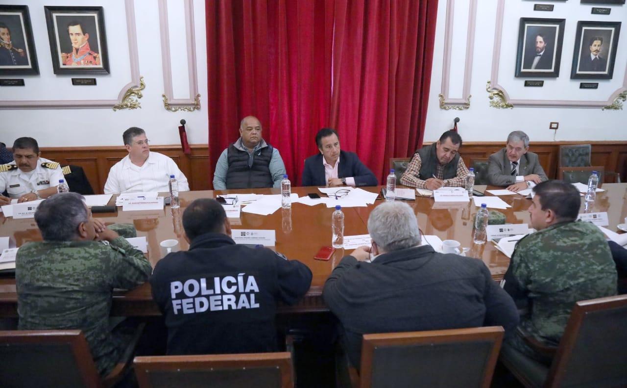 En 15 días, la FGE logró la detención de 8 secuestradores: Mesa de Coordinación para la Construcción de la Paz