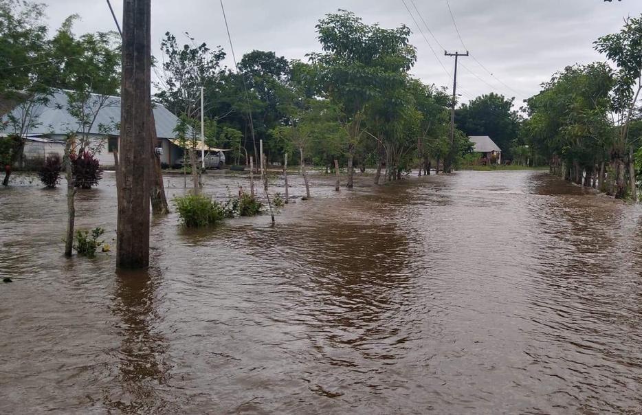 2,152 veracruzanos afectados, saldo de las lluvias de este domingo: Guadalupe Osorno