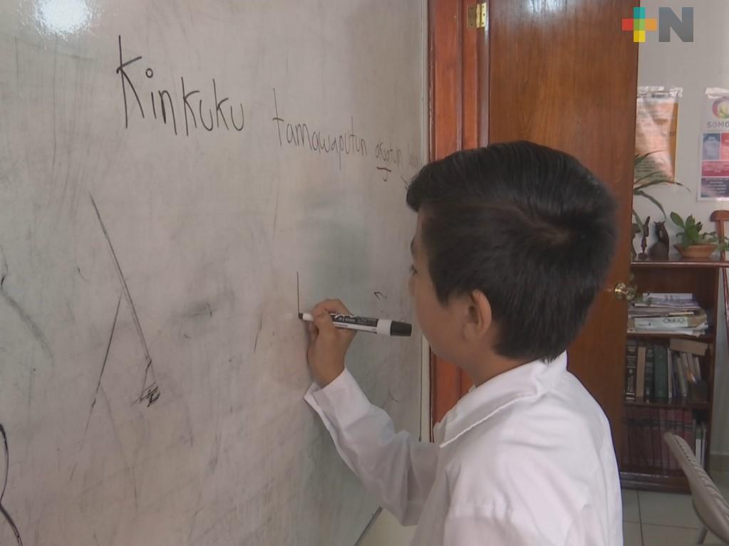 En Veracruz se construye una pedagogía propia en educación indígena: SEV