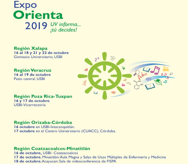 Facultad de Pedagogía invitan a la Expo Orienta 2019