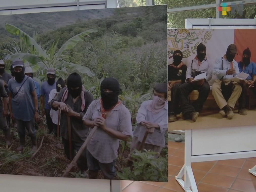 EZLN a través de imágenes