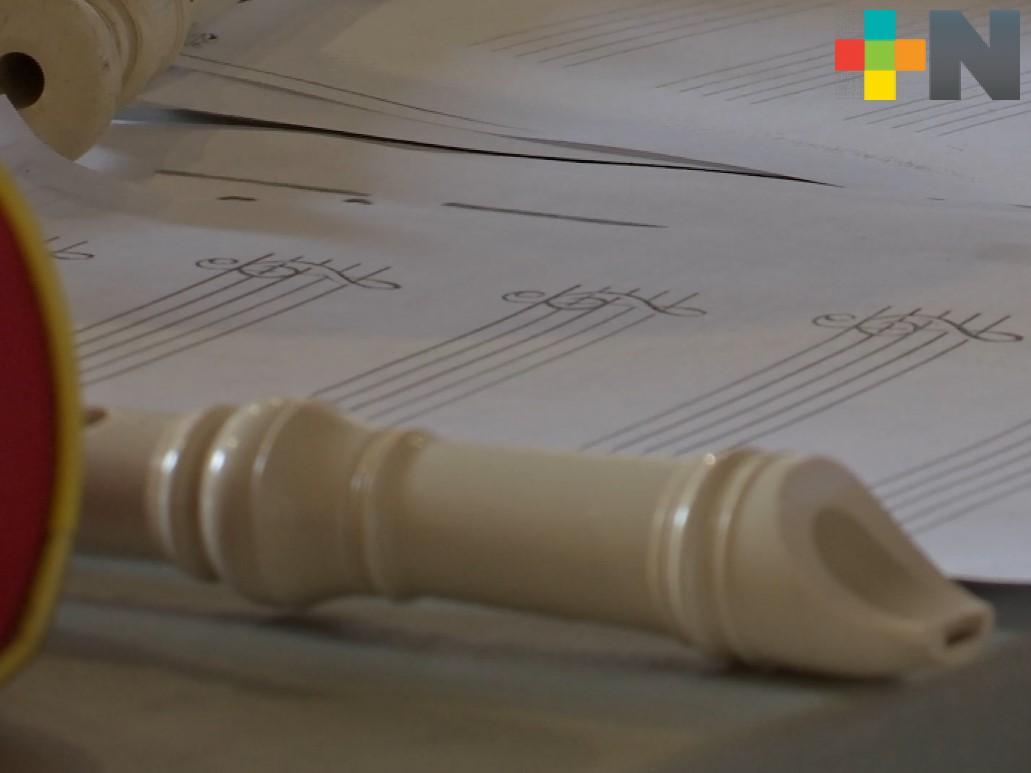 Invita al taller básico de música en el Centro Recreativo Xalapeño