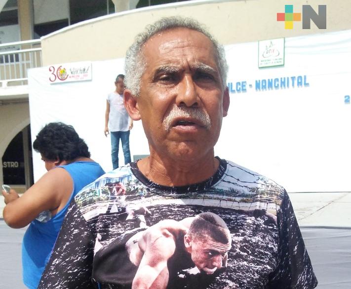 Paulino Lira competirá en Mundial Master de Atletismo