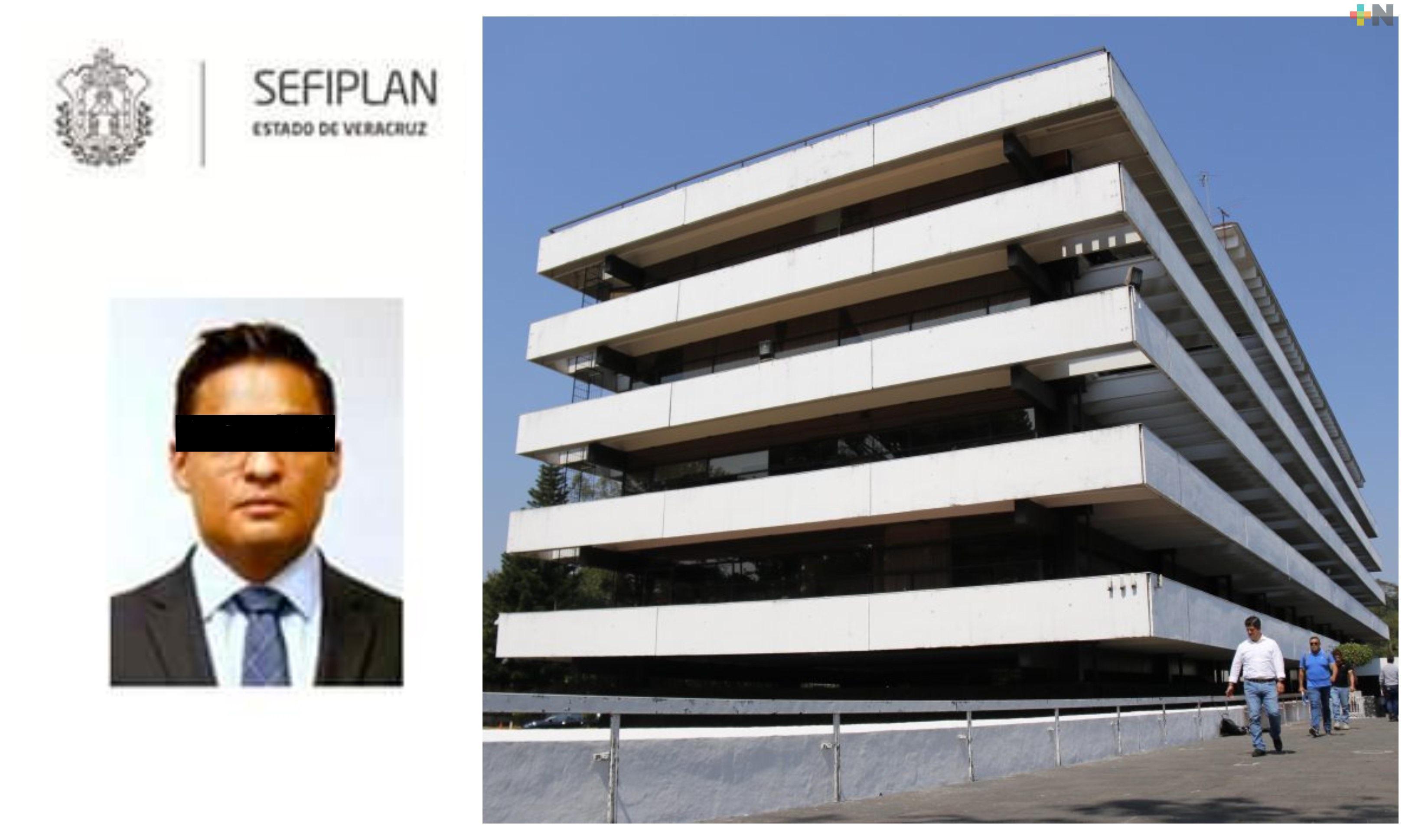 """Respetando sus derechos, Bernardo """"N"""" está recluido en Pacho Viejo; le impusieron un año de prisión preventiva"""