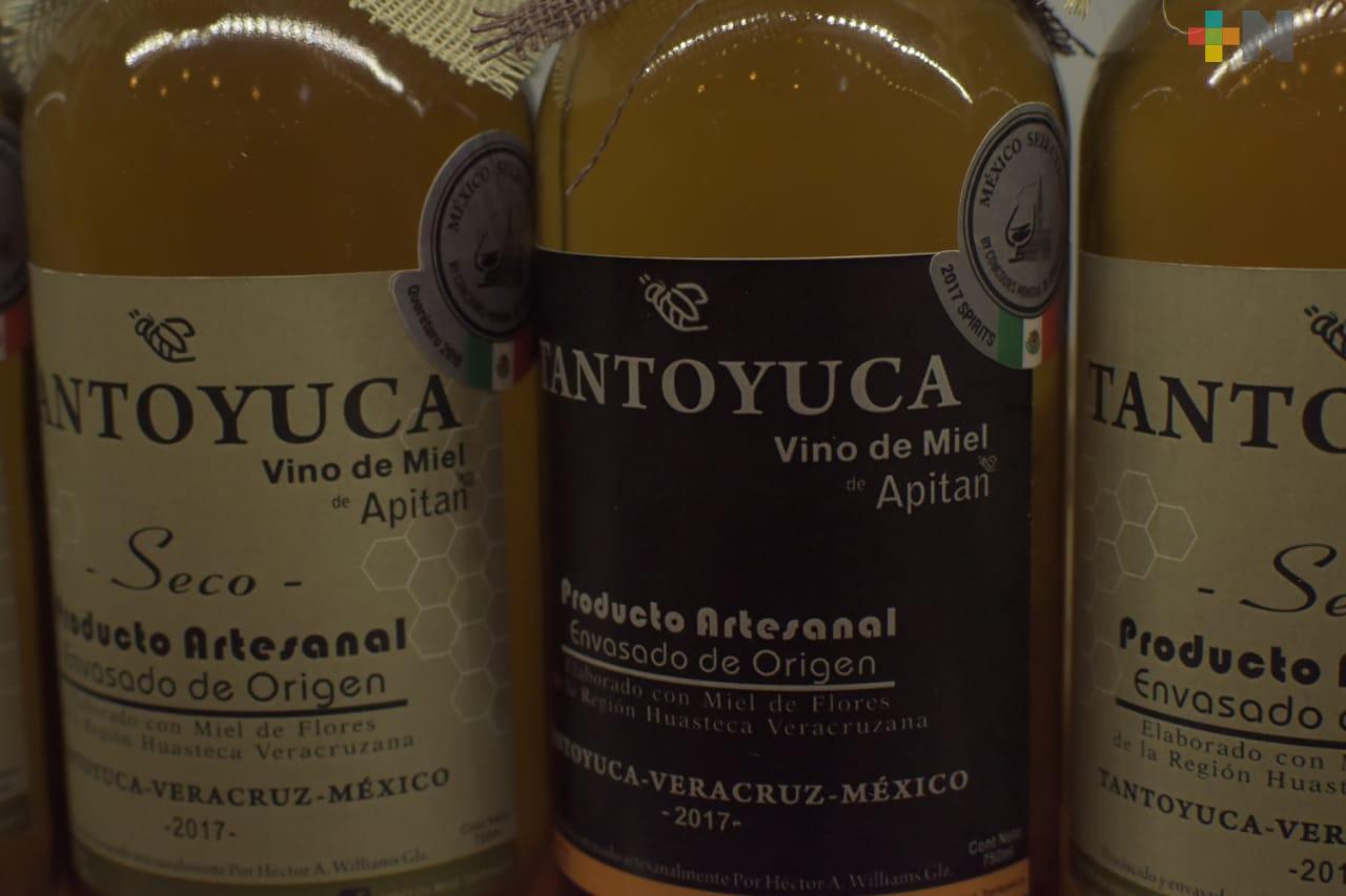 Reconocen en Bruselas calidad de vino hecho en Tantoyuca