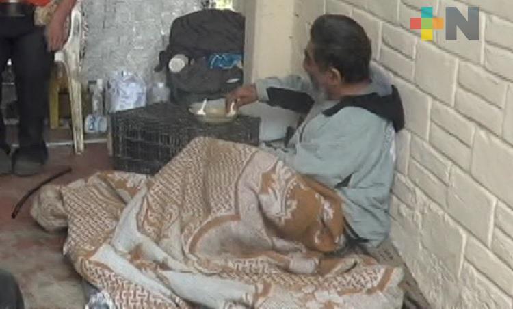 Por infección en una pierna, habitante de comunidad de Casitas solicita apoyo