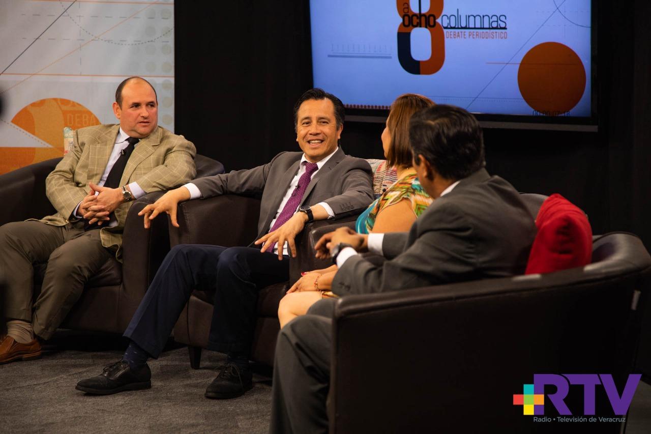 Cuitláhuac García comparecerá ante diputados al final de la glosa de su Primer Informe de Gobierno