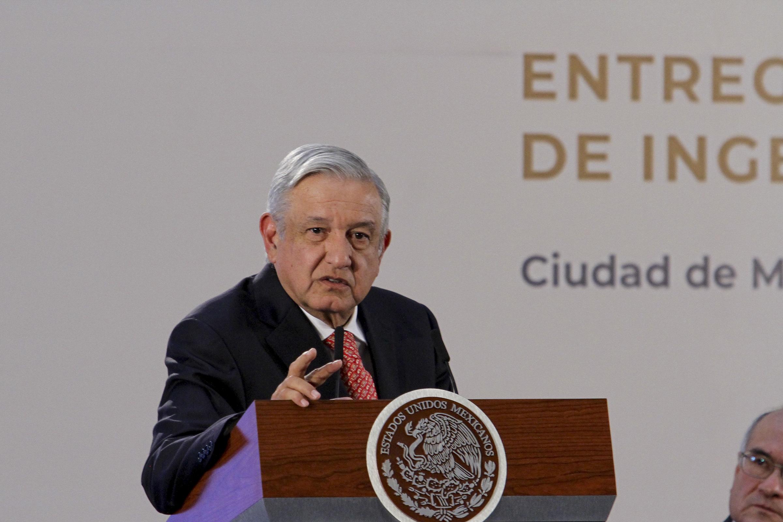 López Obrador prevé aprobación del T-MEC y crecimiento petrolero