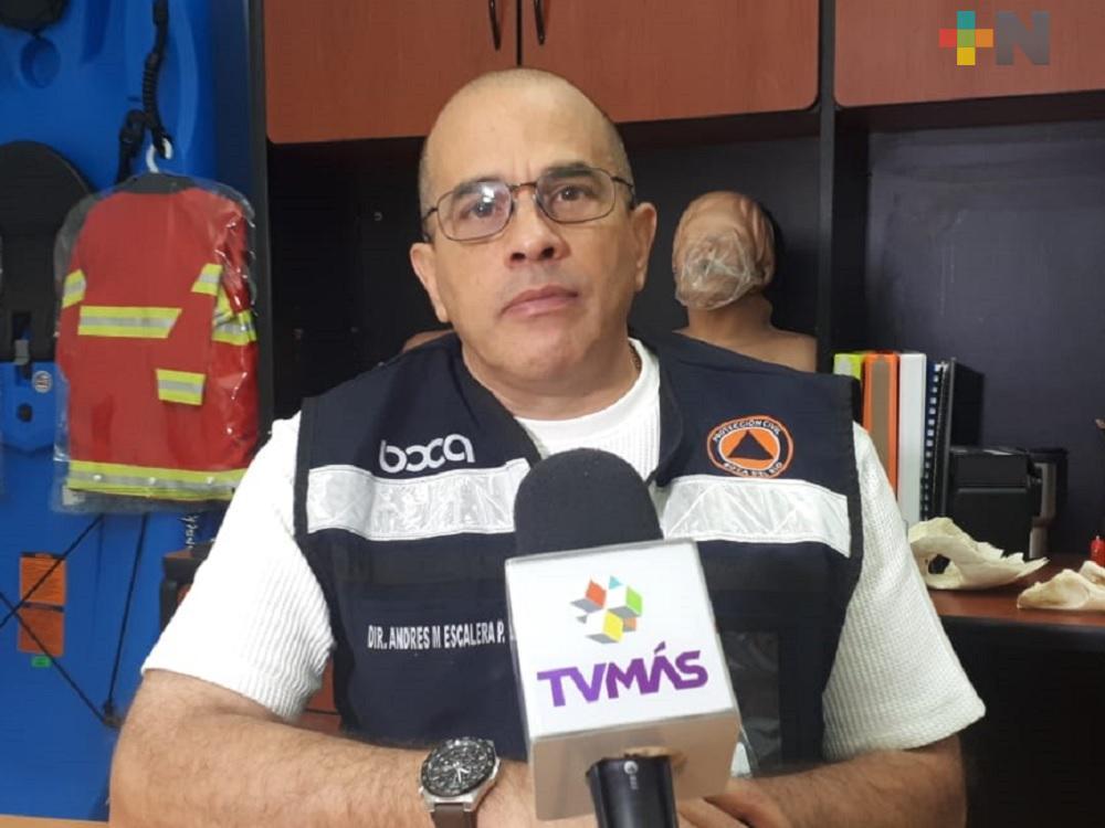 Por definir operativo de seguridad por temporada decembrina en Boca del Río