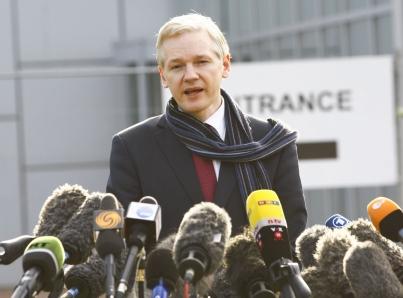 Suecia cierra investigación contra Assange sobre caso de violación