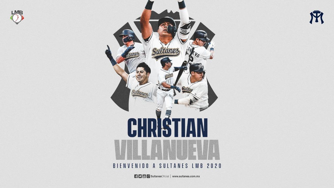 Christian Villanueva se convierte en Sultán para la LMB