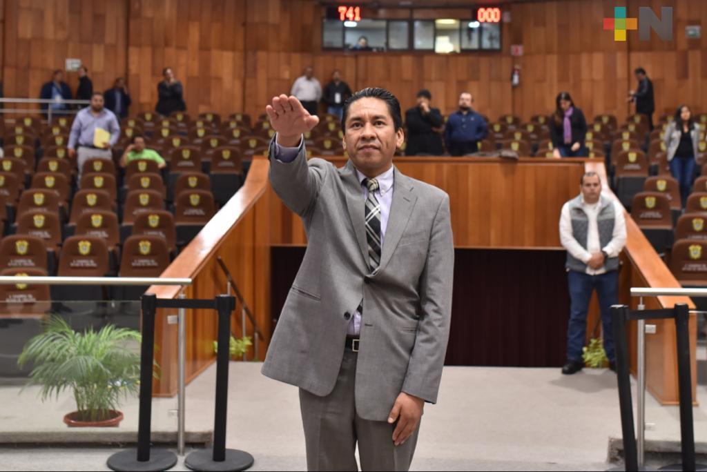 Nombran a Carlos Alberto Jiménez como integrante del Consejo Estatal Ciudadano