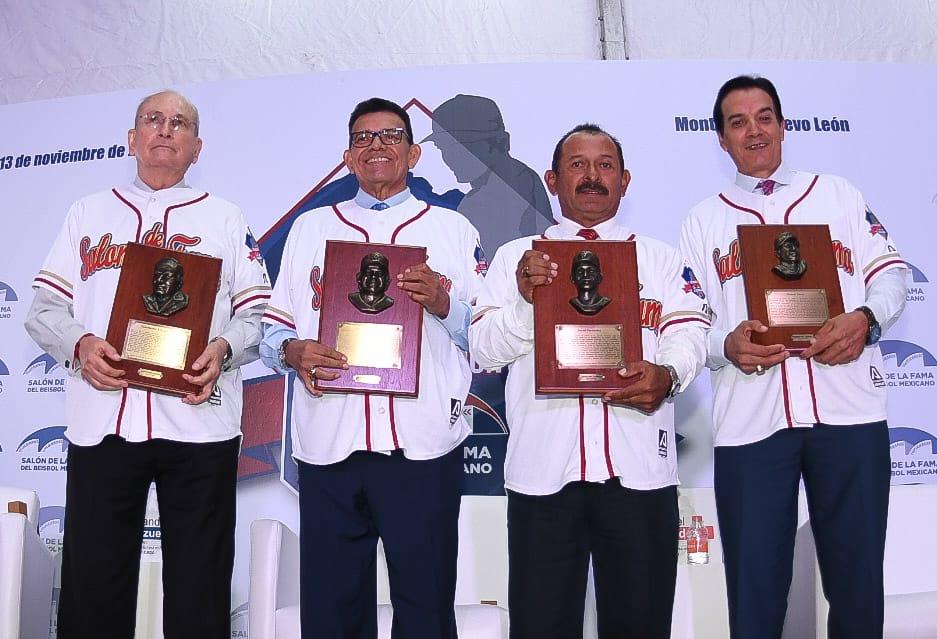 Fernando Valenzuela ingresa al recinto de los inmortales del beisbol mexicano