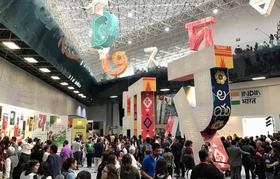 Presente la Editora de Gobierno de Veracruz en la Feria Internacional de Libro de Guadalajara