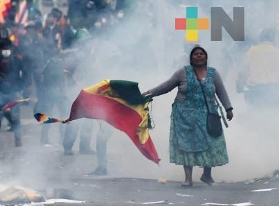 Elecciones o más bloqueos, advierten indígenas de Bolivia